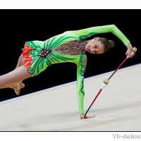 Художественная гимнастика :: Валерий Шейкин