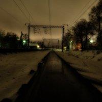 iron road ... :: Роман Шершнев