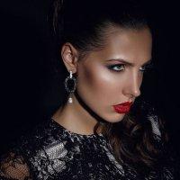 Red lips :: Наталья Чирнышова
