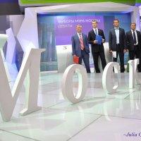 Дебаты (телеканал Москва 24) :: Юлия Годовникова