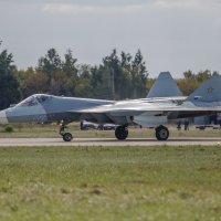 Т-50 (ПАК-ФА) :: Павел Myth Буканов