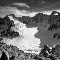 Коронский ледник. Тянь-Шань. :: Владимир Сковородников