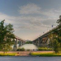 Новосибирские мосты :: Николай Мелонов
