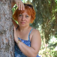 в парке :: Вероника Полканова