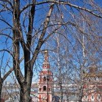Нижний Новгород. Рождественская церковь. :: Павел Зюзин