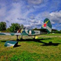 На старом аэродроме (Истомино, Балахнинский район) :: Павел Зюзин