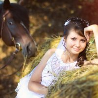 свадьба :: Надежда Серкова