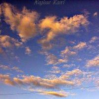 Небо :: Nagissa Kaori