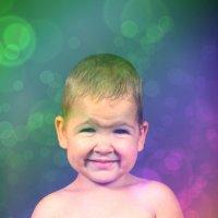 Малышок-голышок :: Вероника Подрезова