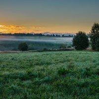 Через секунду после восхода. :: Andrei Dolzhenko