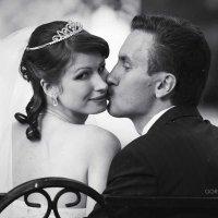 Свадебная фотосессия в парке :: Сергей Горбенко