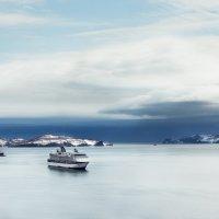 В нашу гавань заходили корабли :: Станислав Маун