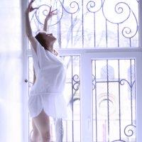 глоток воздуха.. :: Алина Лукошкина