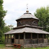 Часовня Успения :: Лидия Вихарева