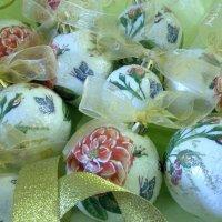 Новогодние шары! :: Анна *