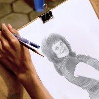 рисунок карандашом :: Галина Рогулева