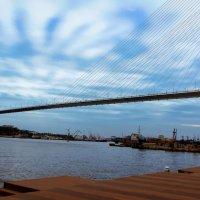 Мост через б.Золотой Рог :: Алексей Фёдоров