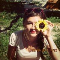 Подсолнух :: Дарья Коновалова