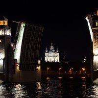 когда разводятся мосты :: Анастасия T