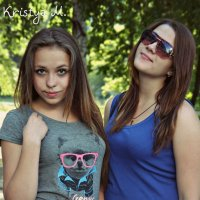 Бесподобные Мария и Катерина :* :: Кристина Великанова