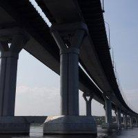 Мост с воды :: Юлия Благова