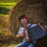 Гармонист :: Павел Сухоребриков