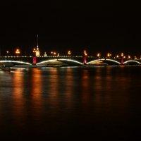 Разводной мост :: Анастасия Демида