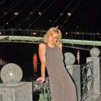 Вече на мосту. :: Александр Дмитриев