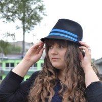 Милая шляпка :: Мария Павлова