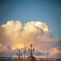 Красота Питерских облаков :: Вера N