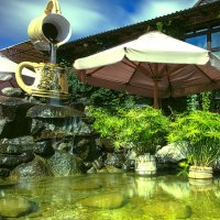 Fountain :: dennis Bartasevicius