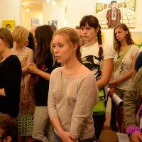 Открытие выставки на Пушкинской, 10 :: Александр Вагин