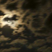 леопардовое небо :: Виктор Пушкин