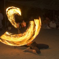 Сказочные укротители огня :: Виктор Пушкин