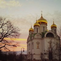 Утро красит нежным светом...... :: Tatiana Markova