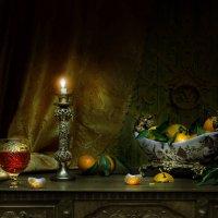 В замке древнем, в замке старом с вереницей сновидений... :: Валентина Колова