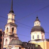 Петербургский пейзаж :: Svetlana Lyaxovich