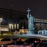 Памятник крестителю Руси святому равноапостальному князю Владимиру. :: Владимир Безбородов