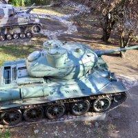 Югославский средний танк :: vg154