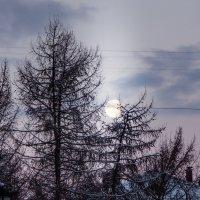 Заход луны :: Светлана marokkanka