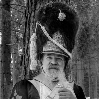 Фёдор. Реконструкция 1812г. р. Березина. :: Артур Овсепян