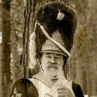 Фёдор, пехотинец (Реконструкцмя Березина 1812г.) :: Артур Овсепян