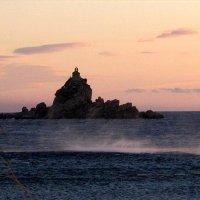 Часовня на маленьком острове :: жанна нечаева