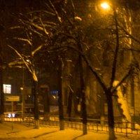 Ночь на улице :: Алексей Екимовских