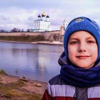 поездка в Псков :: Irina Novikova