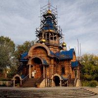Успенский храм. Тольятти. Самарская область :: MILAV V