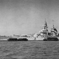 """French battleship """"Richelieu"""". :: Александр"""