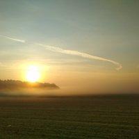 Осени всоходы солнца. :: Александр