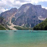 Озеро Брайес :: Владимир Соколов