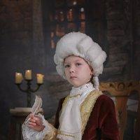 Маленький Моцарт :: Римма Алеева